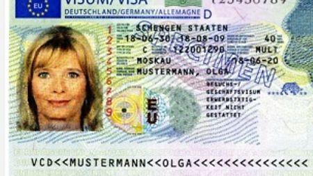 Schengen deutschland visum Schengen visas